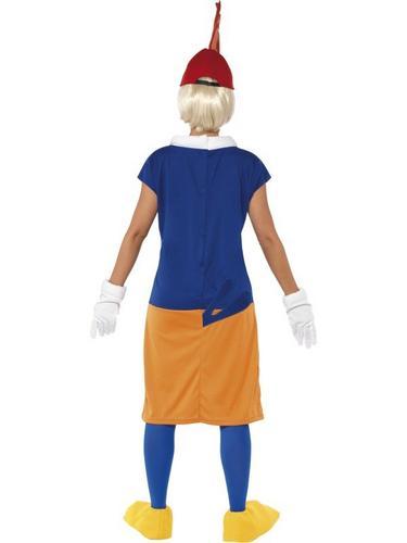 Winnie Woodpecker Fancy Dress Costume Thumbnail 2