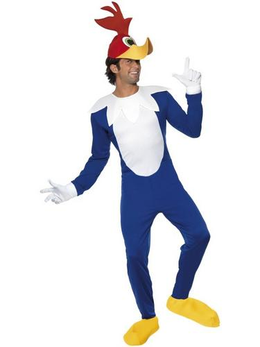 Woody Woodpecker Fancy Dress Costume Thumbnail 2