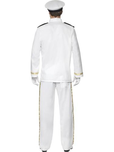 Deluxe Captain Fancy Dress Costume Thumbnail 3