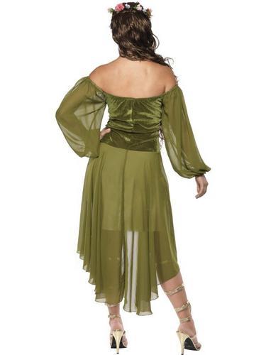Fair Maiden Fancy Dress Costume Thumbnail 2