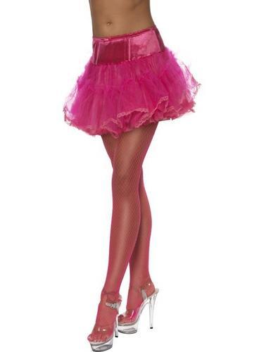 Hot Pink Tulle Petticoat Thumbnail 1
