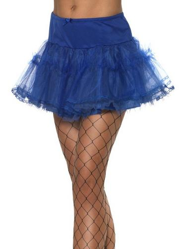 Blue Tulle Petticoat Thumbnail 1