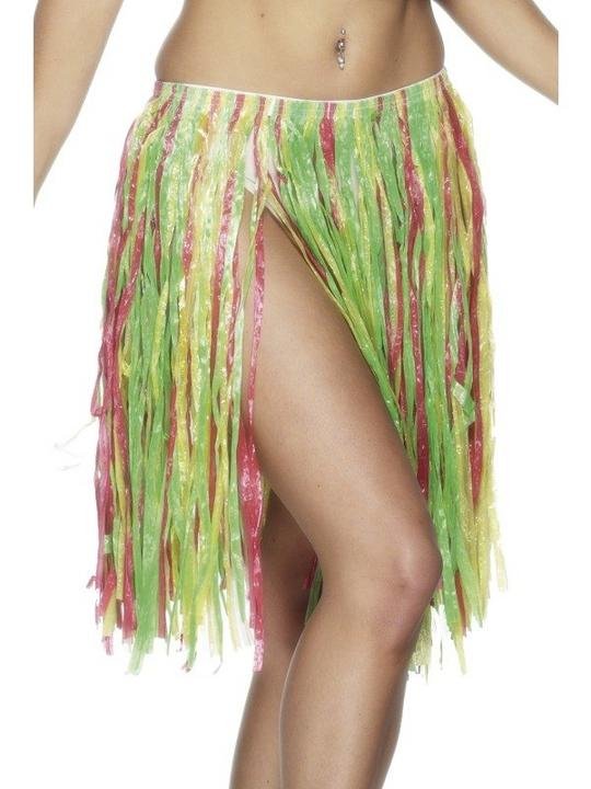 Hula Skirt MultiColoured Thumbnail 1