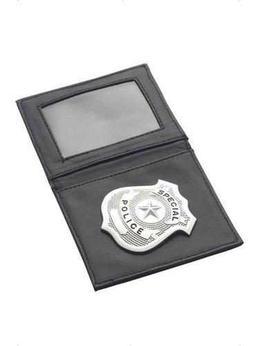 Police Badge in Wallet Thumbnail 1