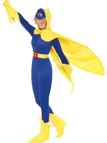 Bananawoman Fancy Dress Costume Thumbnail 2