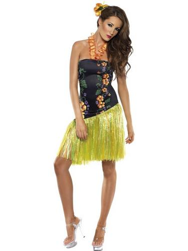 Luscious Luau Fancy Dress Costume Thumbnail 2
