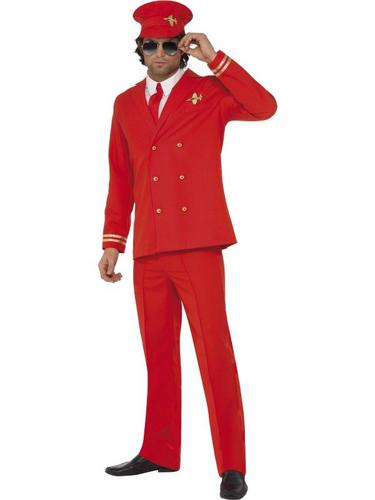 High Flyer Fancy Dress Costume Thumbnail 1
