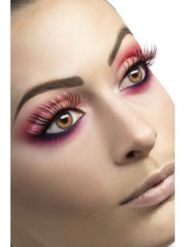 Eyelashes, Pink and Black Thumbnail 1
