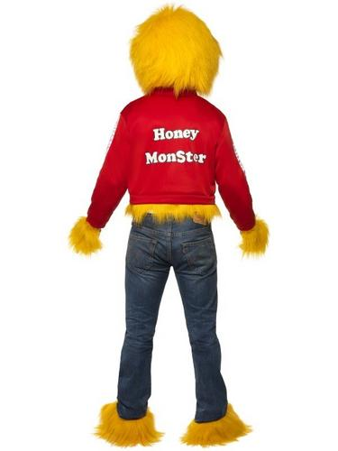 Honey Monster Fancy Dress Costume Thumbnail 2