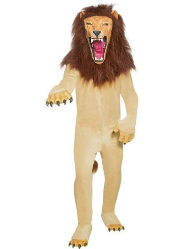 Vicious Circus Lion Fancy Dress Costume Thumbnail 1