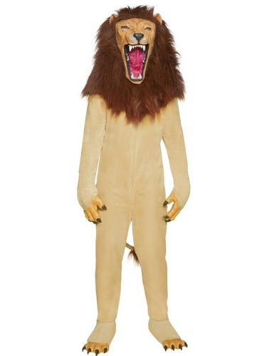 Vicious Circus Lion Fancy Dress Costume Thumbnail 2