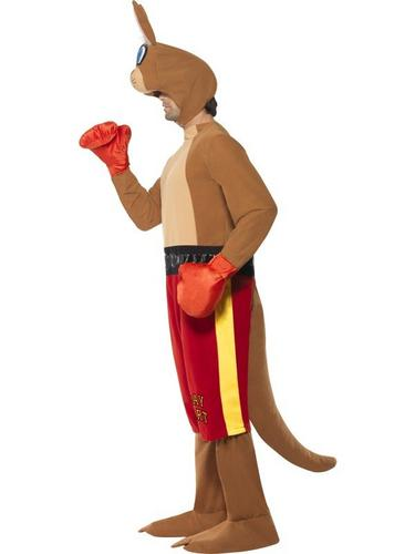Kangaroo Boxer Fancy Dress Costume Thumbnail 3