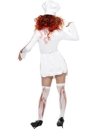 Female Butchers Bloody Apron Thumbnail 2