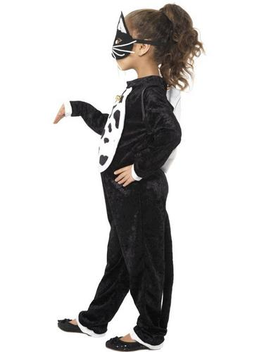 Girls Cat Fancy Dress Costume Thumbnail 3