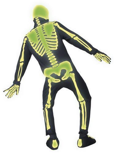 Graveyard Bones Fancy Dress Costume Thumbnail 3