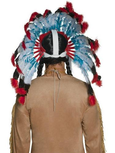 Western Indian Headdress Thumbnail 3