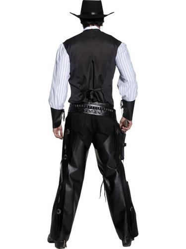 Westen Gunslinger Fancy Dress Costume Thumbnail 2