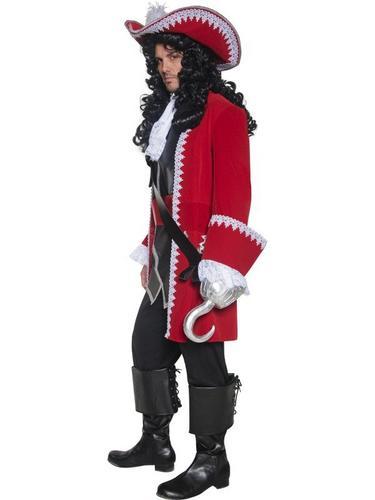Pirate Captain Fancy Dress Costume Thumbnail 3