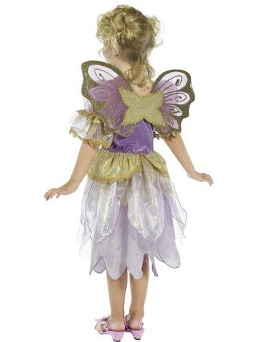 Fairy Princess Fancy Dress Costume Thumbnail 2