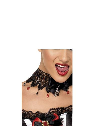 Gothic Ribbon and Lace Thumbnail 1