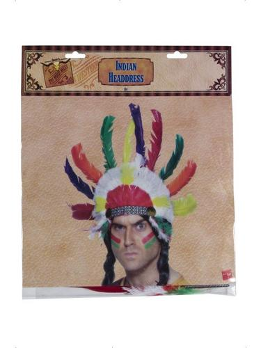 Sitting Bull Indian Headdress Thumbnail 2