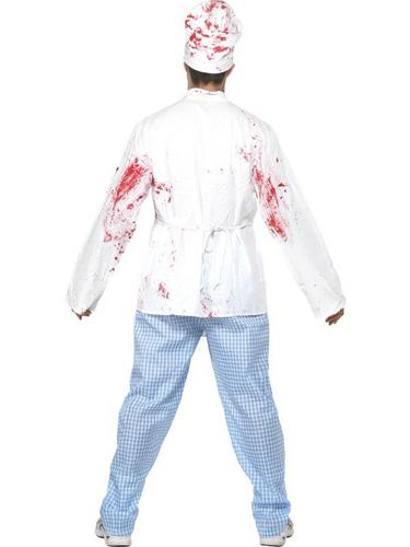 Deadly Chef Fancy Dress Costume Thumbnail 2