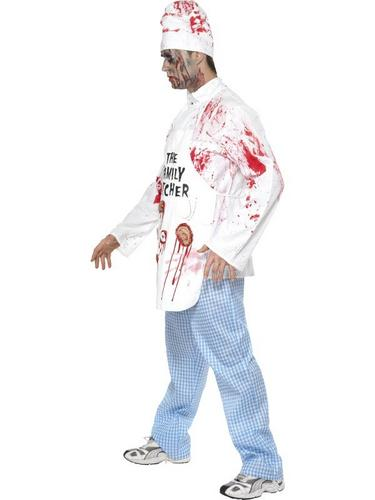 Deadly Chef Fancy Dress Costume Thumbnail 3