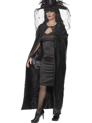 Deluxe Witches Cape Thumbnail 1