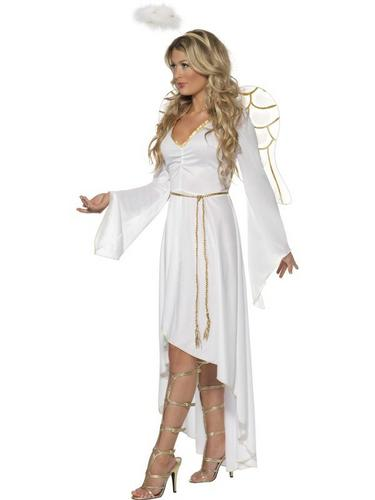 Angel Fancy Dress Costume Thumbnail 3