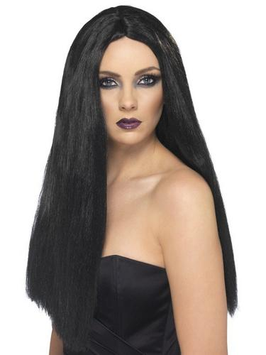 Witch Fancy Dress Wig Thumbnail 1