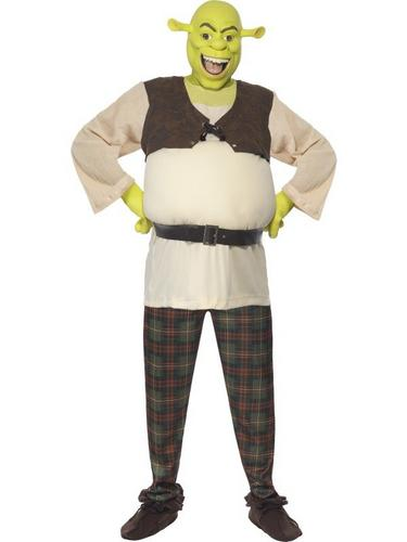 Shrek Fancy Dress Costume Thumbnail 1