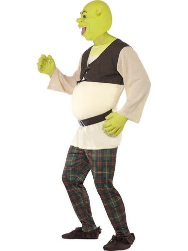 Shrek Fancy Dress Costume Thumbnail 3