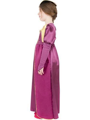 Tudor Girl Fancy Dress Costume Thumbnail 3