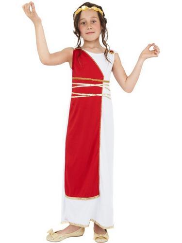 Grecian Girl Fancy Dress Costume Thumbnail 1