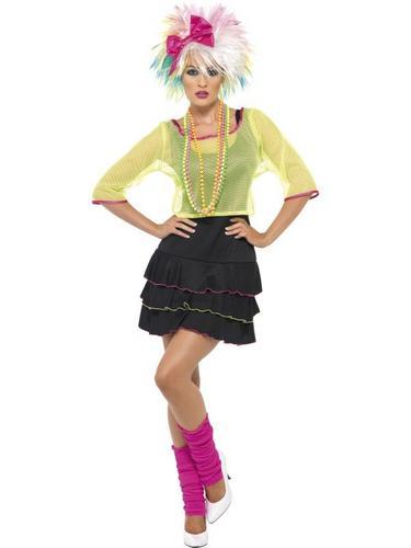 80s Pop Tart Fancy Dress Costume Thumbnail 1