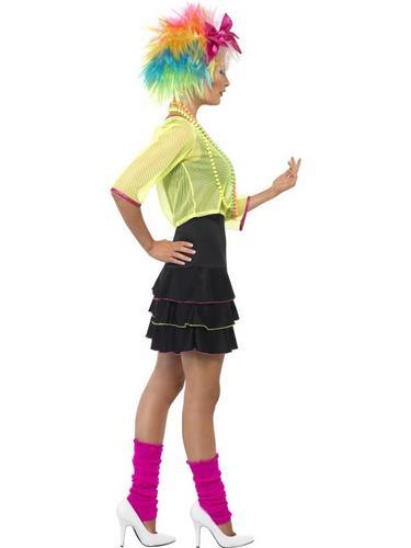 80s Pop Tart Fancy Dress Costume Thumbnail 3