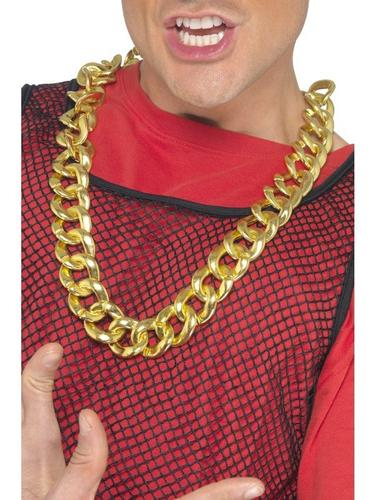 Chunky Necklace Gold Thumbnail 1
