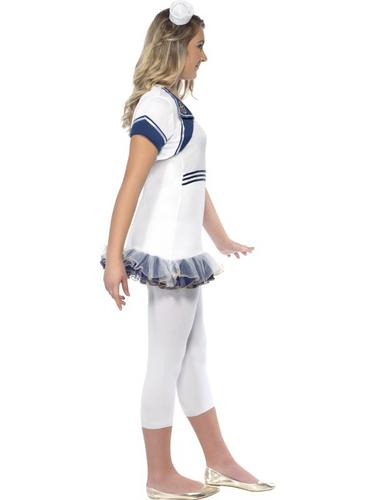 Miss Sailor Fancy Dress Costume Thumbnail 3