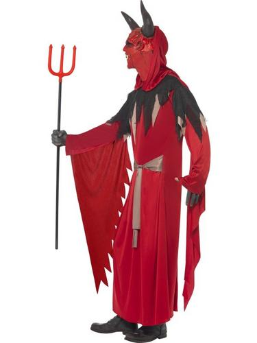 Devil Lord Fancy Dress Costume Thumbnail 3