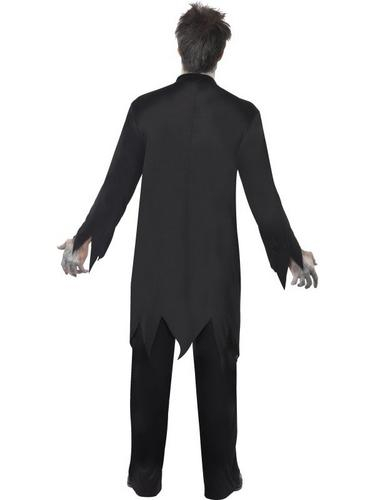 Zombie Priest Fancy Dress Costume Thumbnail 2