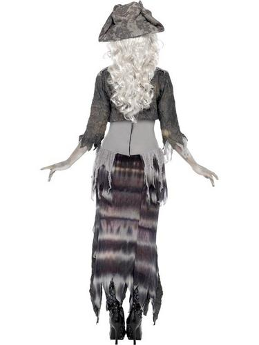 Ghost Ship Ghoulina Fancy Dress Costume Thumbnail 2