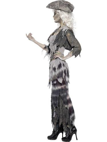 Ghost Ship Ghoulina Fancy Dress Costume Thumbnail 3