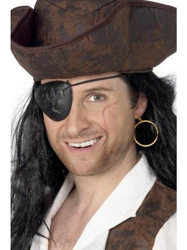 Pirate Eyepatch and Earring Thumbnail 1