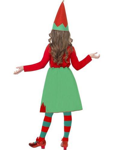 Santas Little Helper Fancy Dress Costume Thumbnail 2