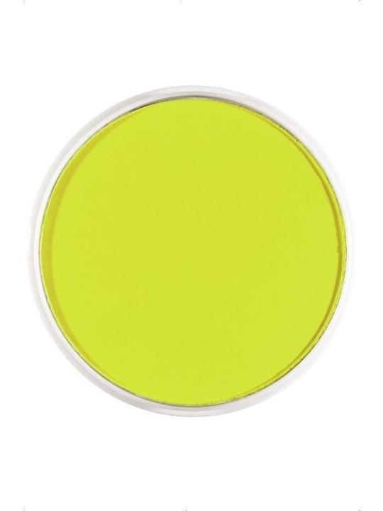 Neon Yellow Face and Body Paint Thumbnail 2