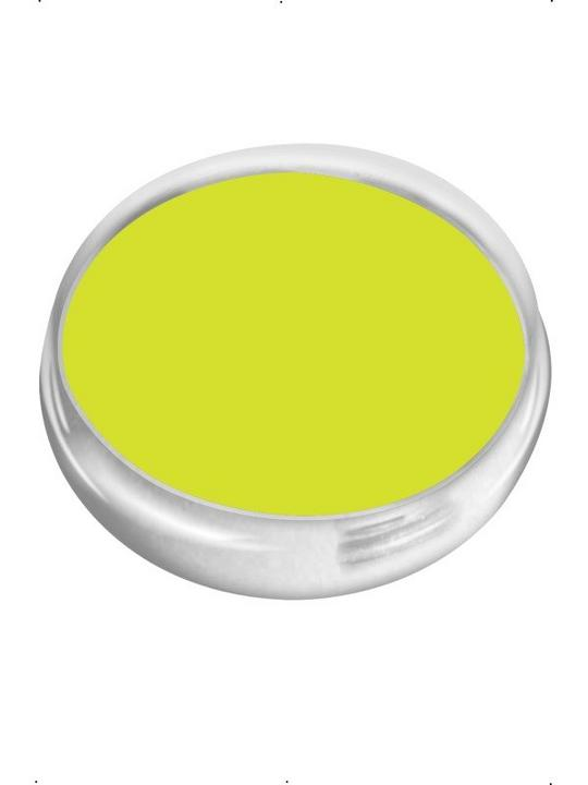 Neon Yellow Face and Body Paint Thumbnail 3