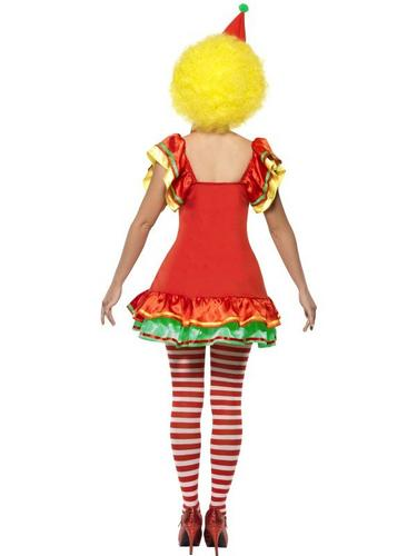 Boo Boo The Clown Fancy Dress Costume Thumbnail 2