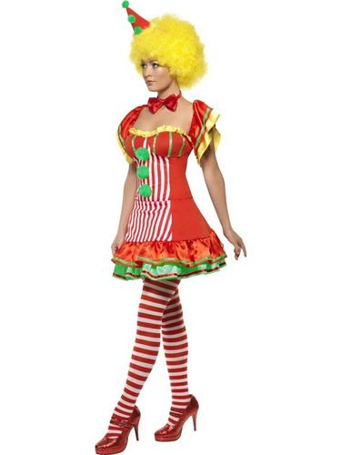 Boo Boo The Clown Fancy Dress Costume Thumbnail 3