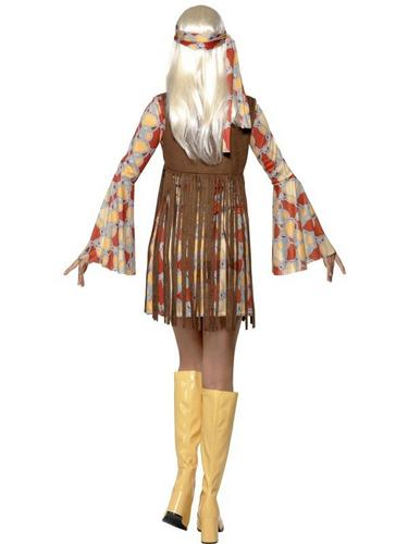 1960s Groovy Baby Fancy Dress Costume Thumbnail 2