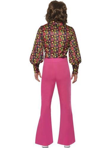 1960s CND Slack Suit Fancy Dress Costume Thumbnail 2